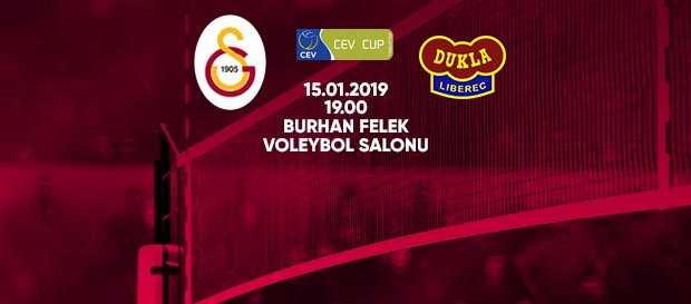 Maça doğru | Galatasaray - Dukla Liberec