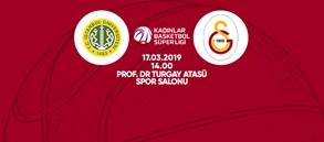 Maça doğru   İstanbul Üniversitesi – Galatasaray