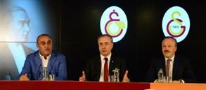 """Galatasaray bizim her şeyimiz"""