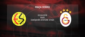 Eskişehirspor Maçı Kamp Kadrosu
