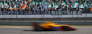 Superleague Formula İspanya'da Sezonu Kapatıyor