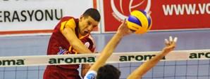 Galatasaray 1 - 3 Ziraat Bankası