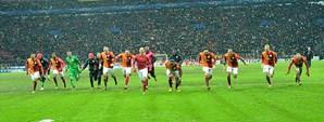 Galatasaray Son 16'da