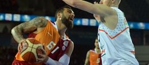 Banvit 71–68 Galatasaray Odeabank