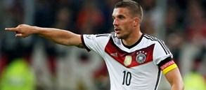 Podolski Almanya Milli Takımı'nı Bıraktı