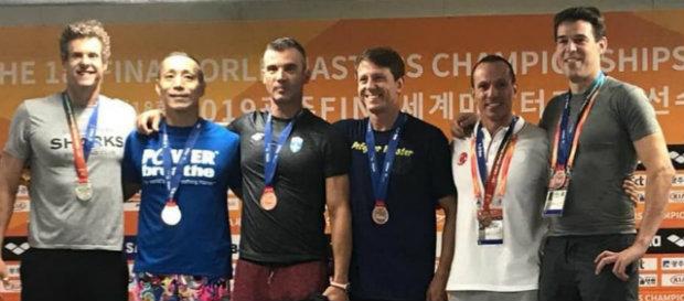 FINA Dünya Masterlar Yüzme Şampiyonası'nda büyük başarı