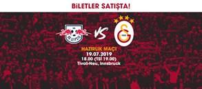 RasenBallsport Leipzig - Galatasaray biletleri satışta