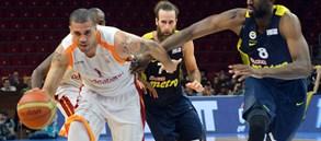 Galatasaray Odeabank 75–82 Fenerbahçe