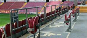 Real Madrid maçı engelli bilet başvurusu