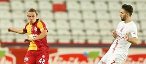 Fraport TAV Antalyaspor 2-2 Galatasaray