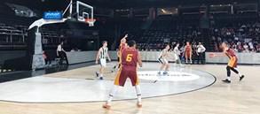 Galatasaray  96-80 Sakarya Büyükşehir Basketbol