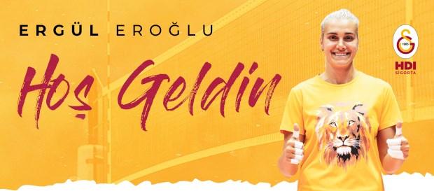 Ergül Eroğlu yeniden Galatasaray'da