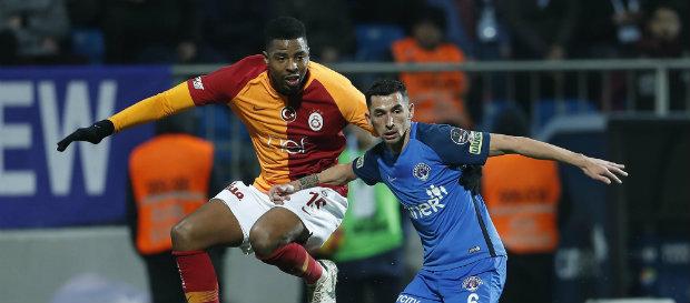 """Oyuna hakim olan bir Galatasaray vardı"""