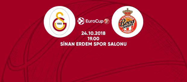 Maça doğru | Galatasaray - AS Monaco