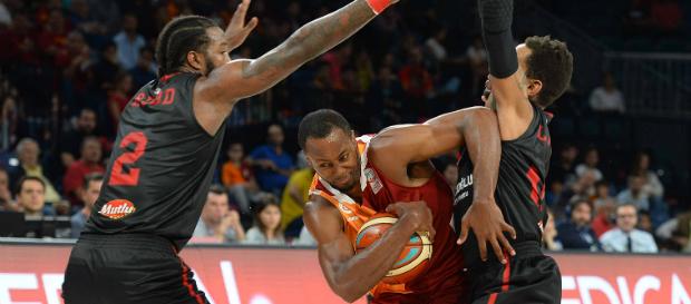 Galatasaray Odeabank 82–58 Gaziantep Basketbol