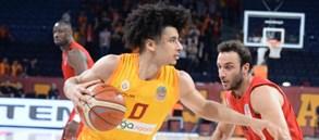 YARI FİNALDEYİZ! Galatasaray Doğa Sigorta 89 - 77 Gaziantep Basketbol