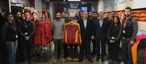 """Başkanımız Mustafa Cengiz: """"Galatasaray'ın evine saldırı, kalbine yapılmıştır"""""""