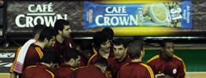 Maça Doğru: Galatasaray Cafe Crown - Khimik Yuzhny
