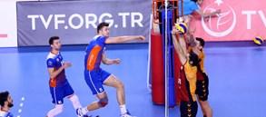 İstanbul BBSK 3-1 Galatasaray HDI Sigorta