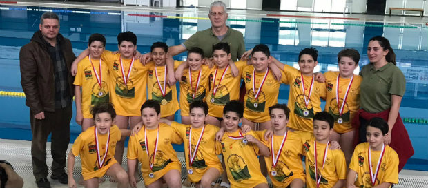 Sutopu U11 Erkek Takımımız Türkiye Şampiyonu