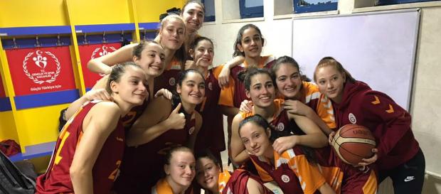 U18 Kız | Galatasaray 69-67 İstanbul Üniversitesi