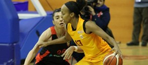 Galatasaray 75 - 69 Bellona Kayseri Basketbol