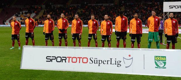 Süper Lig | Galatasaray 0-0 Torku Konyaspor