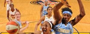 WNBA Günlüğü: Catchings, Douglas, Fowles