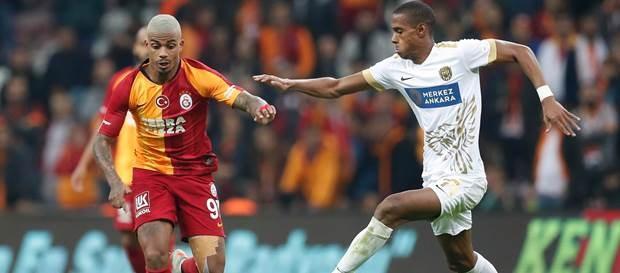 Galatasaray 2 - 2 MKE Ankaragücü