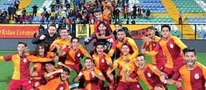 Galatasaray U19 3-0 FC Schalke 04 U19