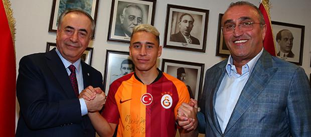 """""""Galatasaray hayalim nihayet gerçek oldu"""""""