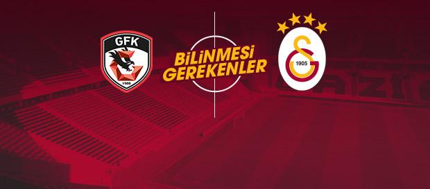 OPTA Facts | Gaziantep FK - Galatasaray