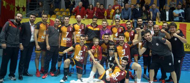 Jeopark Kula Belediye 0-3 Galatasaray HDI Sigorta