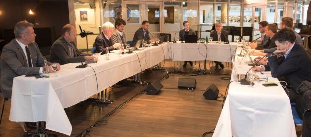 EuroCup yönetimi ile bir araya gelindi