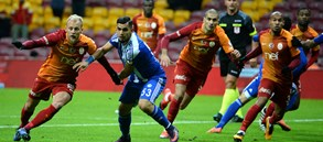 Galatasaray 2 - 1 Tuzlaspor