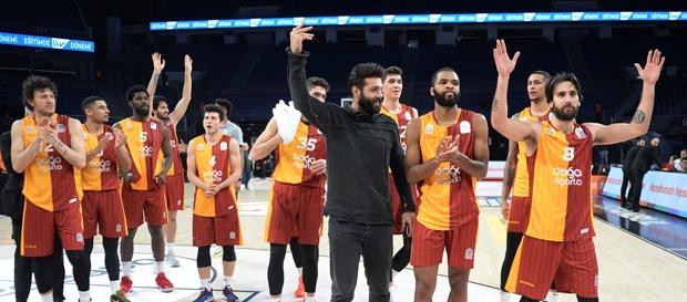 Galatasaray Doğa Sigorta 83-77 Meksa Yatırım Afyon Belediyespor