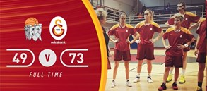 Athlete Celje 49–73 Galatasaray