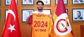 Ali Yavuz Kol ile sözleşme yenilendi