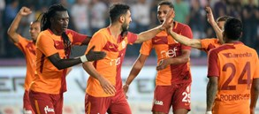 Osmanlıspor 1–3 Galatasaray