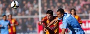 Antalyaspor 1 - Galatasaray 0