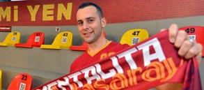 Selçuk Keskin yeniden Galatasaray'da