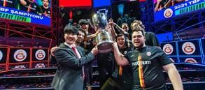 Galatasaray Espor Takımı League of Legends Şampiyonu!