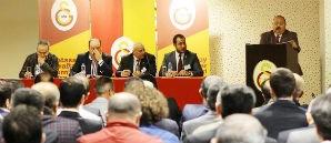 Galatasaray Taraftarlar Dernekleri Federasyonu 5. Olağan Genel Kurulu Yapıldı