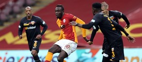 Galatasaray 1-1 Hes Kablo Kayserispor