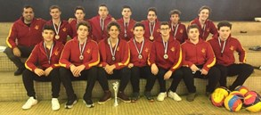 U17 Erkek Sutopu Takımımız Black and White Days Turnuvası'nda üçüncü oldu