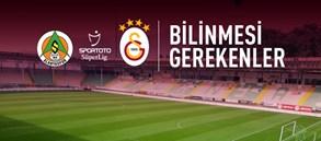 OPTA FACTS | Aytemiz Alanyaspor - Galatasaray