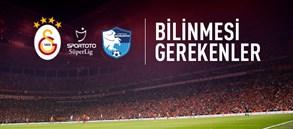 OPTA FACTS | Galatasaray - BB Erzurumspor