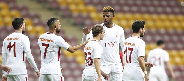 Galatasaray 3-2 Ümraniyespor