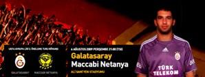 Maça Doğru: Galatasaray – Maccabi Netanya
