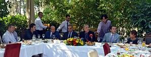 Başkan Ünal Aysal Medya Mensupları ile Kahvaltıda Buluştu